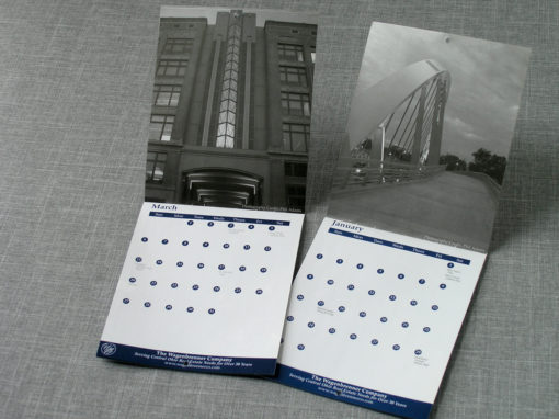 Wagenbrenner Company Mini Wall Calendars